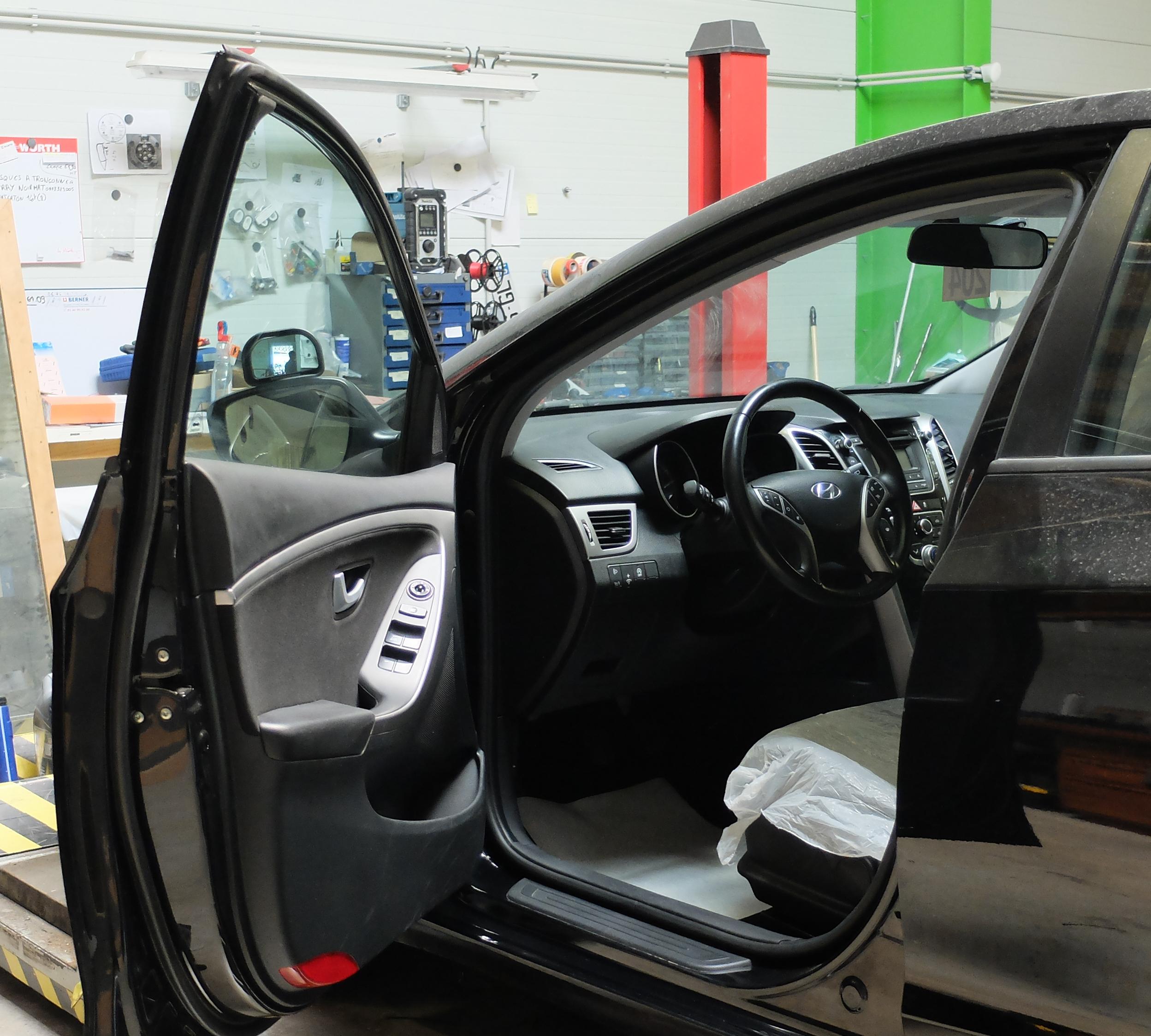 aménagement de véhicules hyundai